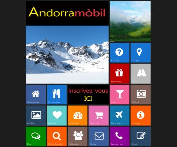 Guide mobile Andorre